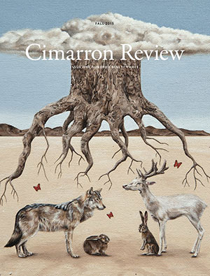 Cimarron Review Book