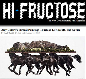 Hi-Fructose Quarterly Print Art Magazine