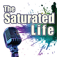 The Saturated Life Logo